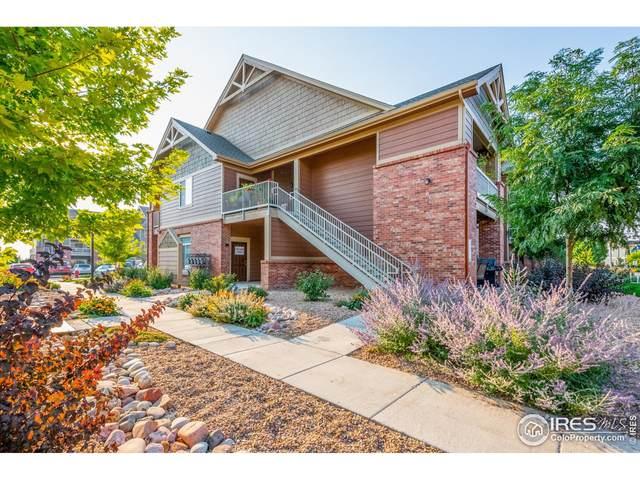 804 Summer Hawk Dr #8205, Longmont, CO 80504 (#950522) :: iHomes Colorado