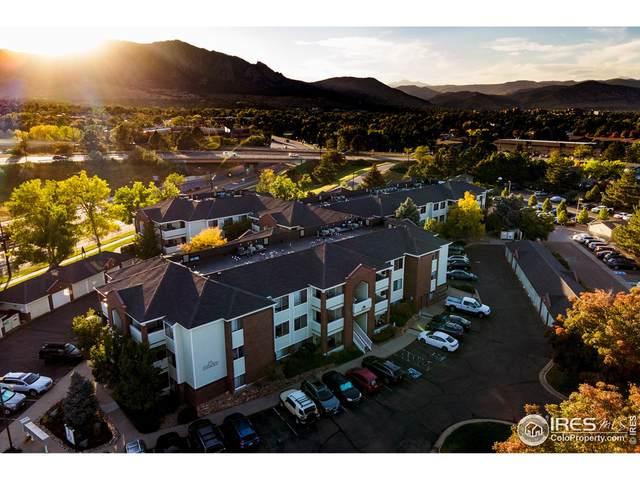 33 S Boulder Cir #315, Boulder, CO 80303 (MLS #950596) :: Jenn Porter Group