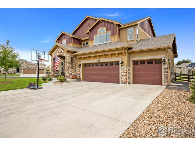 4379 Chicory Ct, Johnstown, CO 80534 (#951049) :: iHomes Colorado