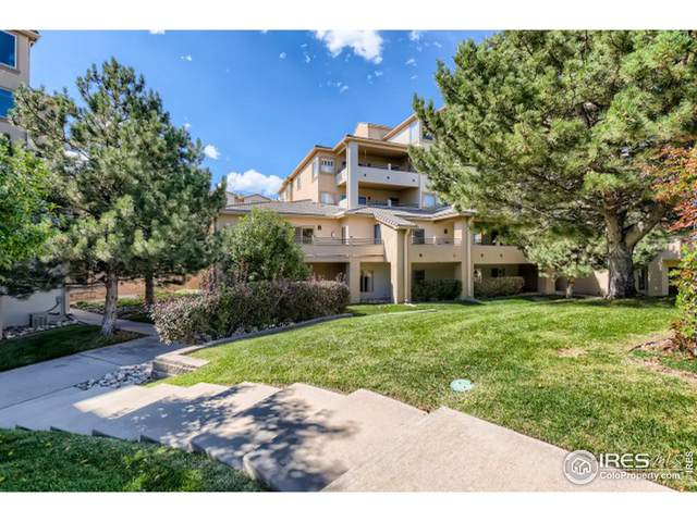 13351 W Alameda Pkwy #101, Lakewood, CO 80228 (MLS #951292) :: J2 Real Estate Group at Remax Alliance