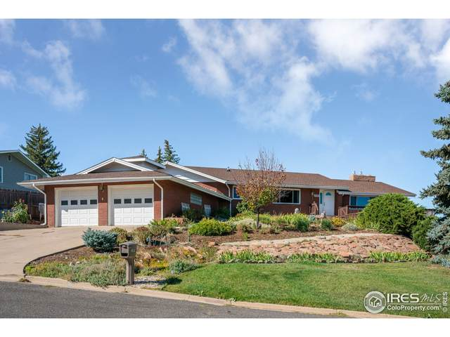 2005 S Cleveland Ave, Loveland, CO 80537 (MLS #951392) :: J2 Real Estate Group at Remax Alliance