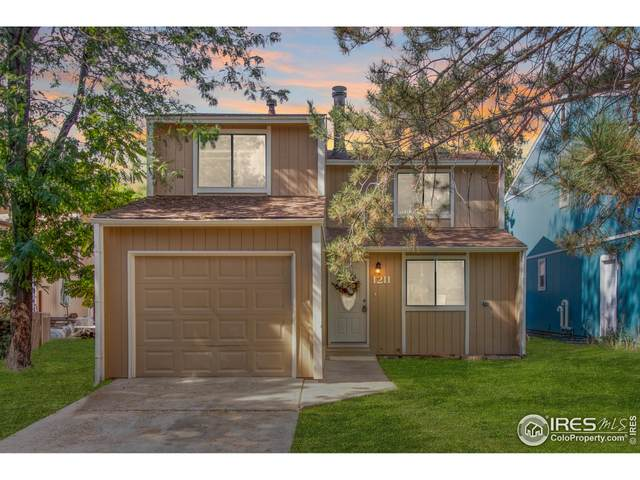 1211 Meadow St, Longmont, CO 80501 (MLS #951989) :: J2 Real Estate Group at Remax Alliance