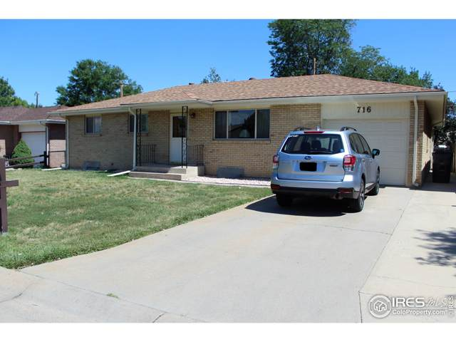 716 36th Ave Ct, Greeley, CO 80634 (MLS #952021) :: Coldwell Banker Plains