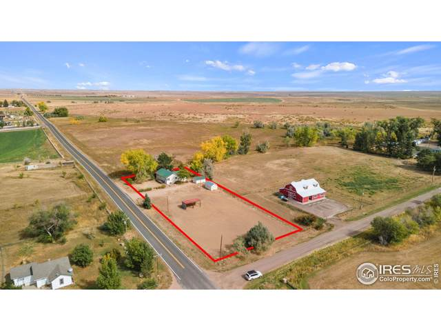 42068 County Road 15, Fort Collins, CO 80524 (#952613) :: Compass Colorado Realty
