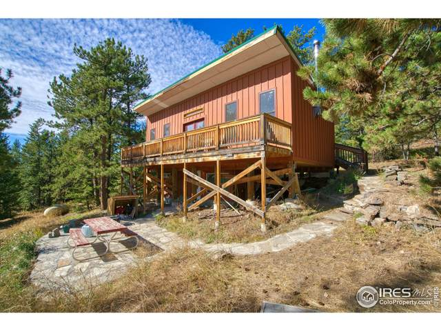 4618 Storm Mountain Dr, Drake, CO 80515 (MLS #952624) :: J2 Real Estate Group at Remax Alliance