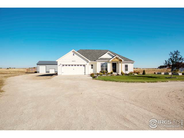 7677 County Road P.3, Wiggins, CO 80654 (MLS #952873) :: Tracy's Team