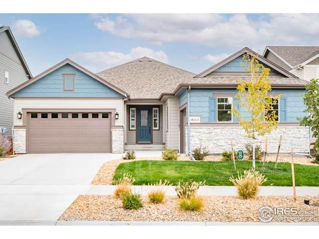 18441 W 93rd Pl, Arvada, CO 80007 (#953309) :: HergGroup Colorado