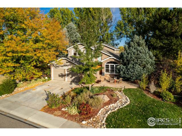 5800 Southridge Greens Blvd, Fort Collins, CO 80525 (#953452) :: RE/MAX Professionals