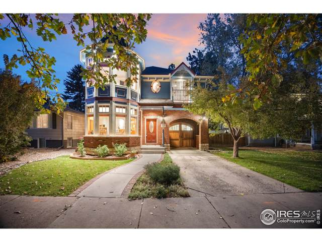 508 W Mountain Ave, Fort Collins, CO 80521 (MLS #953486) :: Coldwell Banker Plains