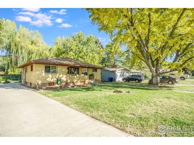 1221 Winona Dr, Loveland, CO 80537 (#953686) :: iHomes Colorado