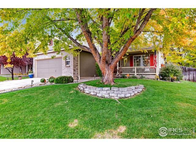 2320 Flagstaff Dr, Longmont, CO 80504 (#953713) :: Kimberly Austin Properties