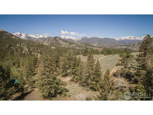 3413 Eaglecliff Cir Dr, Estes Park, CO 80517 (MLS #819529) :: Bliss Realty Group