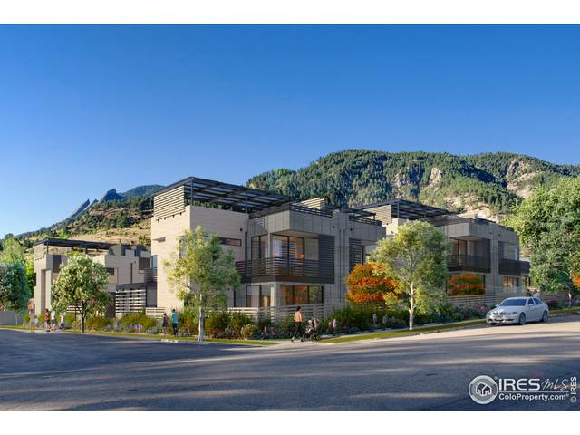 1955 3rd St #5, Boulder, CO 80302 (MLS #911417) :: Bliss Realty Group