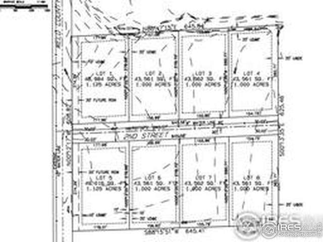 116 2nd St, Nunn, CO 80648 (MLS #928308) :: Find Colorado Real Estate