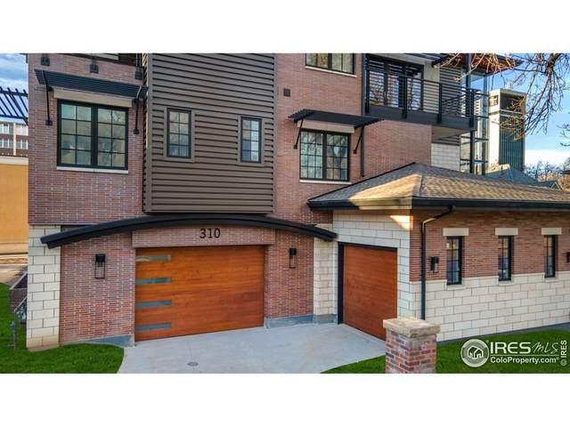 310 W Olive St C, Fort Collins, CO 80521 (MLS #930696) :: J2 Real Estate Group at Remax Alliance