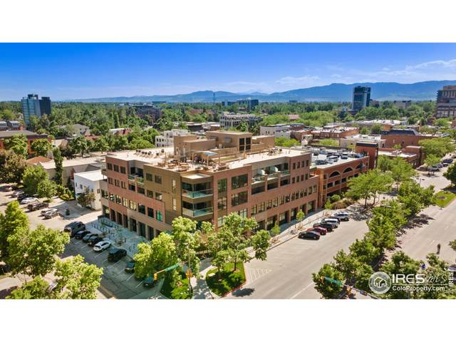 221 E Mountain Ave #321, Fort Collins, CO 80524 (MLS #933450) :: Bliss Realty Group