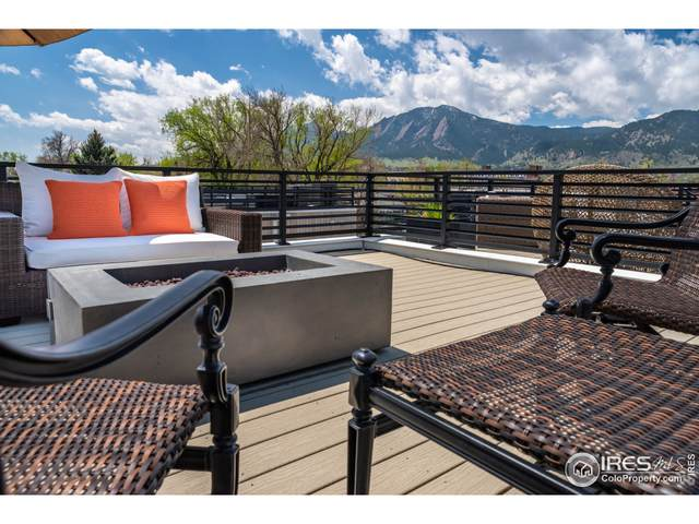 2116 Pearl St B, Boulder, CO 80302 (#936251) :: Hudson Stonegate Team