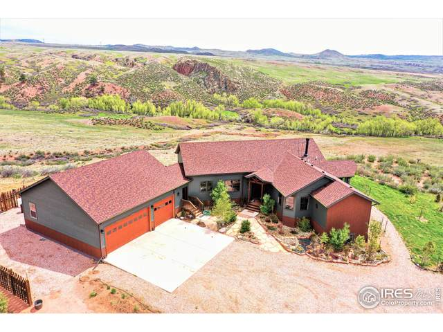 199 Joy Rd, Livermore, CO 80536 (MLS #939281) :: J2 Real Estate Group at Remax Alliance