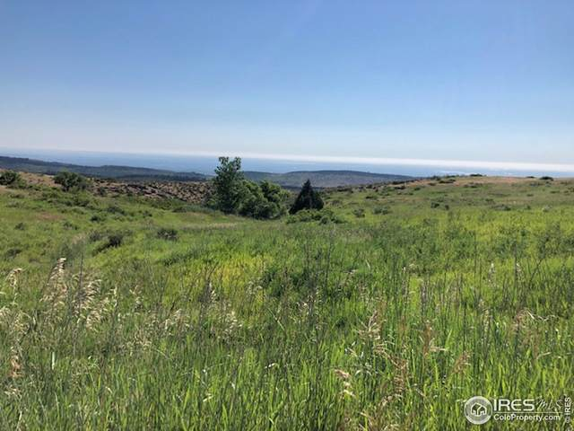0 Gold Mine Rd, Loveland, CO 80538 (MLS #940495) :: Coldwell Banker Plains