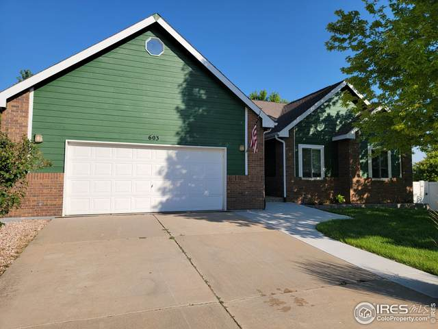 603 62nd Ave Ct, Greeley, CO 80634 (MLS #941812) :: Bliss Realty Group