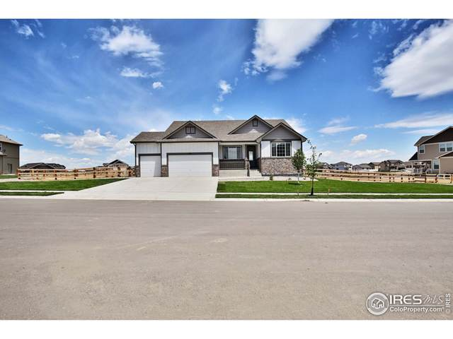 1422 Merriams Dr, Severance, CO 80550 (MLS #941961) :: J2 Real Estate Group at Remax Alliance