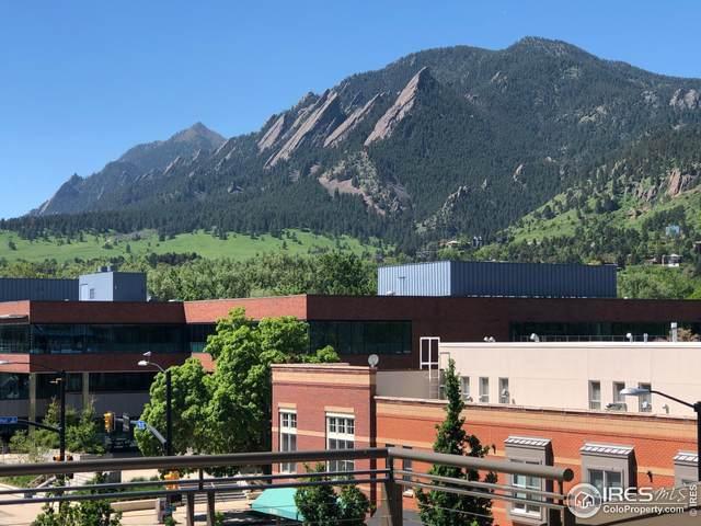 900 Pearl St #301, Boulder, CO 80302 (MLS #942093) :: J2 Real Estate Group at Remax Alliance