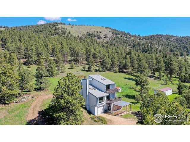 146 Coyote Ct, Boulder, CO 80302 (MLS #942288) :: Downtown Real Estate Partners