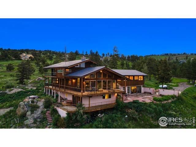 393 Dixon Rd, Boulder, CO 80302 (#944725) :: James Crocker Team