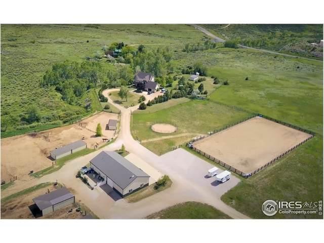 8504 Glade Rd, Loveland, CO 80538 (MLS #945798) :: J2 Real Estate Group at Remax Alliance