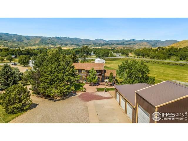 4912 Pueblo Dr, Laporte, CO 80535 (MLS #945807) :: J2 Real Estate Group at Remax Alliance