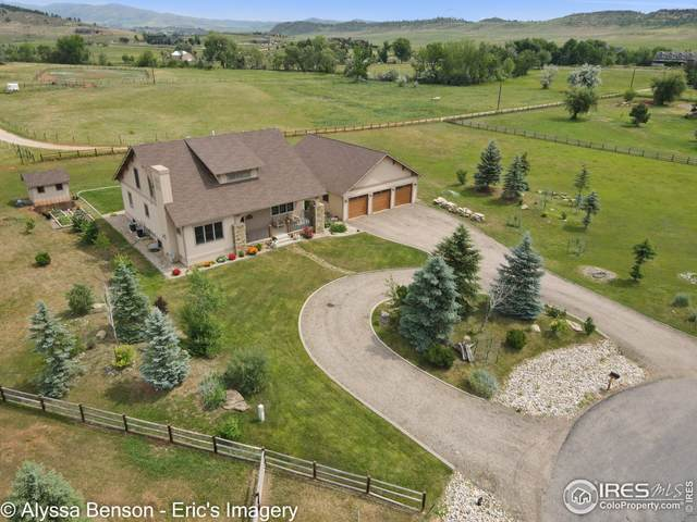 8151 Open View Pl, Loveland, CO 80537 (MLS #947905) :: Tracy's Team