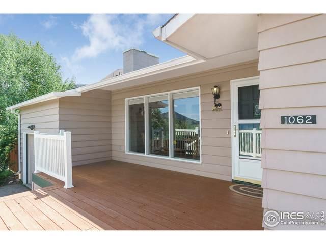 1062 Tranquil Ln, Estes Park, CO 80517 (MLS #949746) :: Coldwell Banker Plains