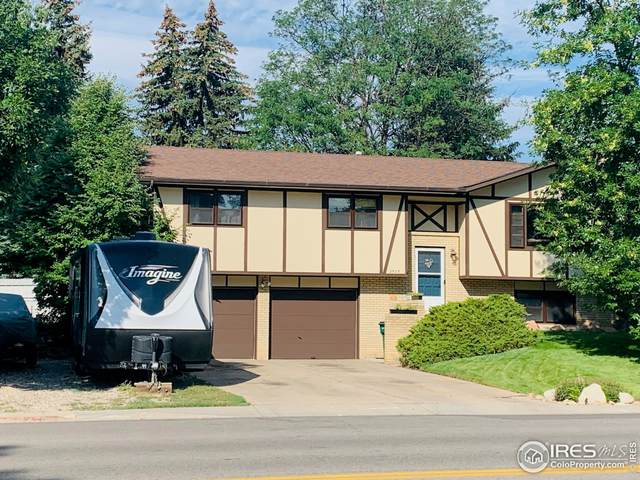 2523 Constitution Ave, Fort Collins, CO 80526 (MLS #950074) :: Downtown Real Estate Partners