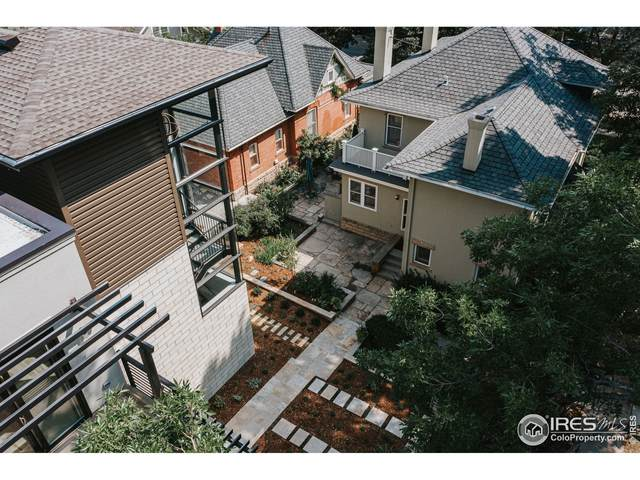 310 W Olive St C, Fort Collins, CO 80521 (MLS #950264) :: RE/MAX Elevate Louisville