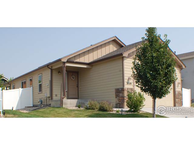 3509 Willow Dr, Evans, CO 80620 (MLS #950433) :: Downtown Real Estate Partners