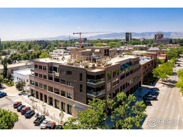 221 E Mountain Ave #321, Fort Collins, CO 80524 (#933450) :: Relevate | Denver