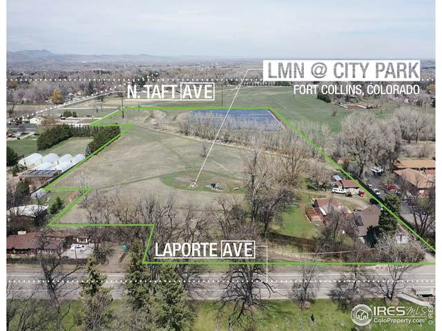 1900 Laporte Ave, Fort Collins, CO 80521 (MLS #941621) :: Tracy's Team