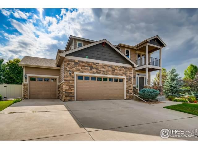 4613 Horizon Ridge Dr, Windsor, CO 80550 (MLS #942901) :: Downtown Real Estate Partners