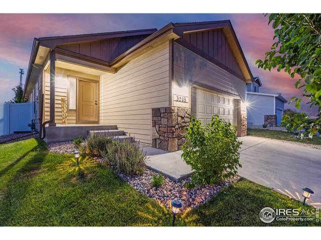 3509 Willow Dr, Evans, CO 80620 (MLS #950433) :: Tracy's Team