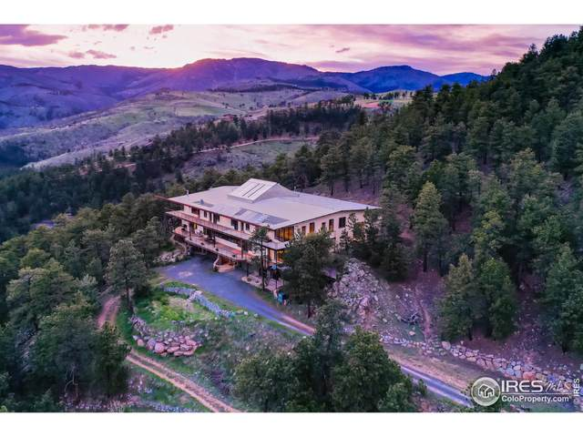 500 Arroyo Chico, Boulder, CO 80302 (MLS #881767) :: J2 Real Estate Group at Remax Alliance