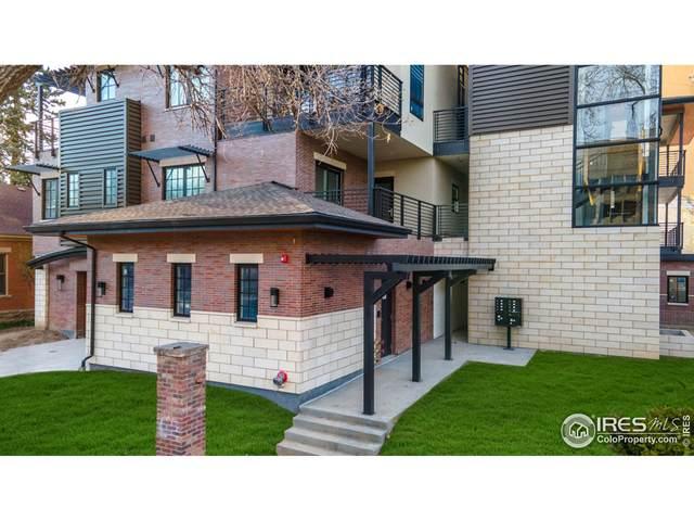 310 W Olive St D, Fort Collins, CO 80521 (MLS #930699) :: J2 Real Estate Group at Remax Alliance