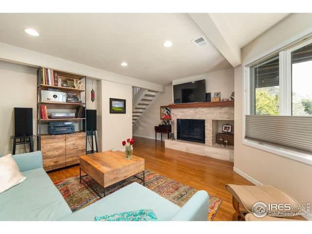 2130 S Walnut St #25, Boulder, CO 80302 (MLS #939836) :: Wheelhouse Realty