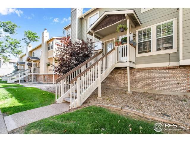 3200 Azalea Dr S-5, Fort Collins, CO 80526 (MLS #948548) :: J2 Real Estate Group at Remax Alliance