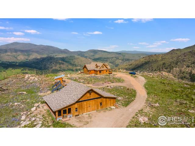 599 Ford Hill Rd, Bellvue, CO 80512 (MLS #939763) :: Downtown Real Estate Partners
