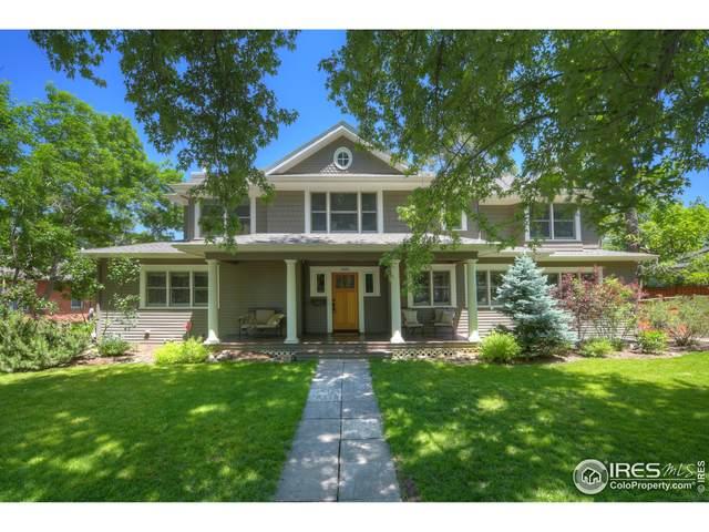 2424 6th St, Boulder, CO 80304 (MLS #942698) :: The Sam Biller Home Team