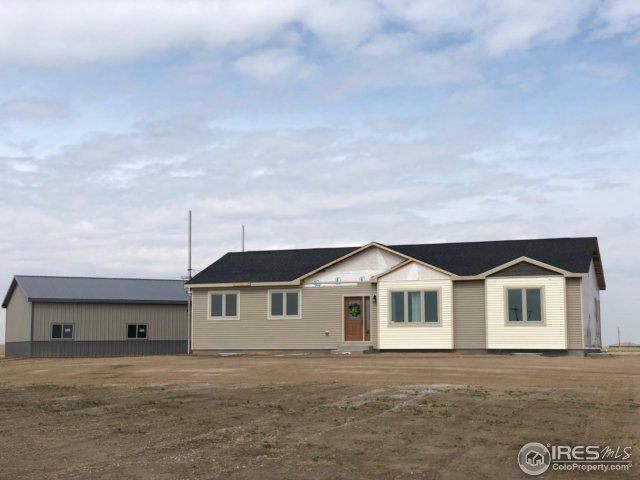 15084 County Road 100, Nunn, CO 80648 (#839278) :: The Peak Properties Group
