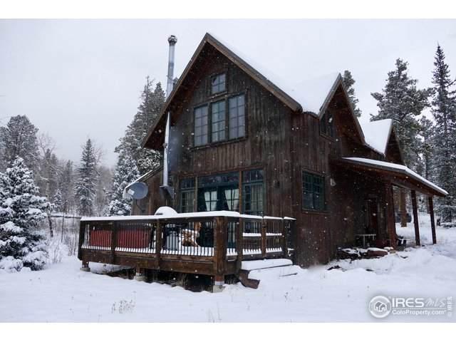 8465 Highway 7, Allenspark, CO 80510 (MLS #925129) :: HomeSmart Realty Group