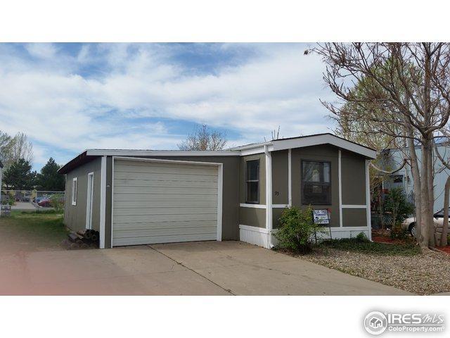 1166 N Madison Ave #93, Loveland, CO 80537 (MLS #3387) :: 8z Real Estate