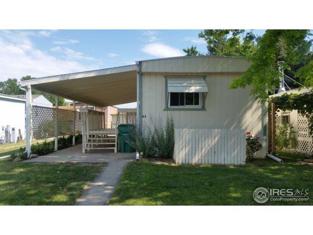 221 W 57th St A3, Loveland, CO 80538 (MLS #3444) :: 8z Real Estate