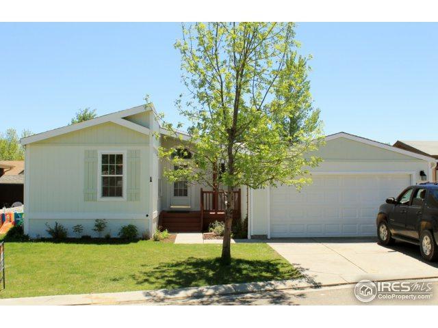 3446 Gallatin #207, Longmont, CO 80504 (MLS #3478) :: 8z Real Estate